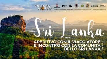 Cultura Mondo, venerdì 7 dicembre al Crocevia di Lecce, Sri Lanka: viaggio e incontro con la comunità