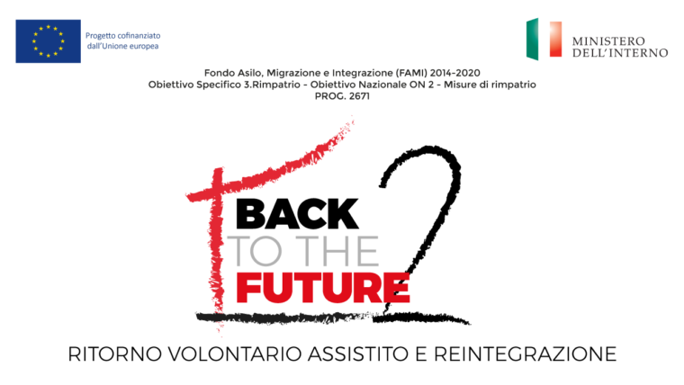 Back To The Future 2: Avviso aperto per la costituzione di una long list di professionalità per l'affidamento di incarichi professionali di importo inferiore ai 5.000,00 euro. Avviso n. 3 del 27/05/2019