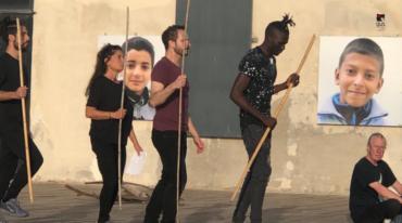 Overlap all'Asinara: raccontare la migrazione tra scienza e arte