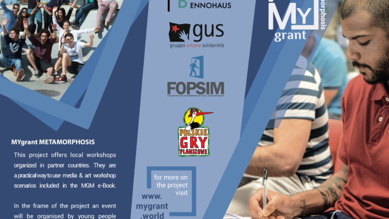 MYgrant Metamorphosis – Professionalization of Youth Workers